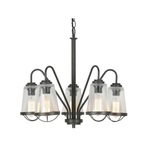 Bodo 5 Light Pendant