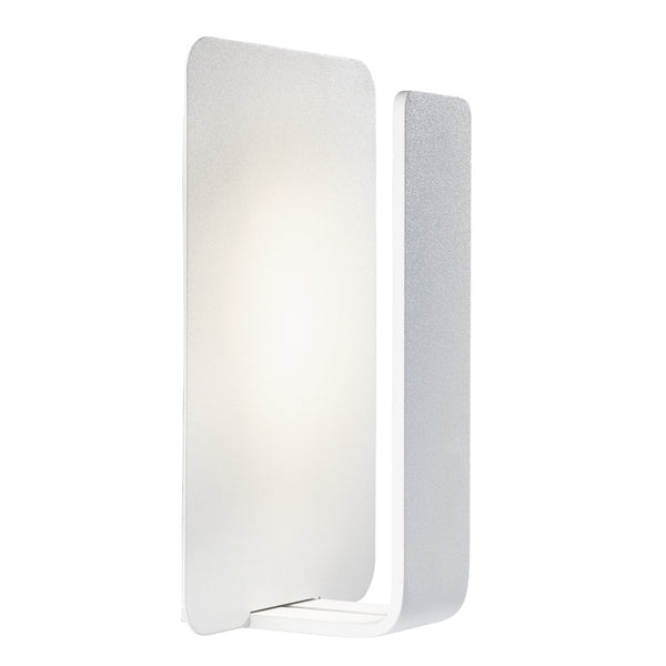 10 LED DECORATIVE WALL LIGHT WITH POLYCARBONATE LENS (+More Colours)