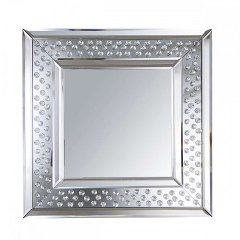 50x50x4cm Venetian Glass Wall Mirror