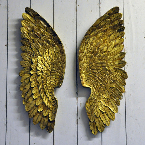 70cm Antique Gold Left /Right Wings (+More Colours)