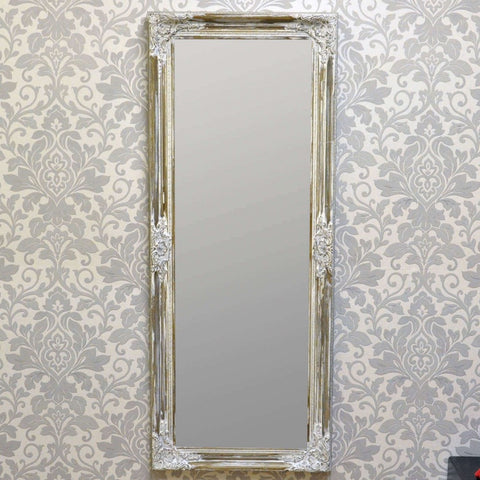 40cmx120cm Antique Wash Wall Mirror