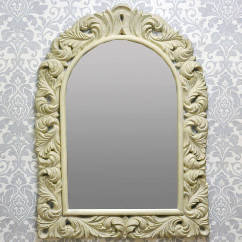 123cm/91cm Bevelled Mirror (+More Colours)