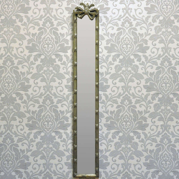 109cm X 13cm Bevelled Mirror (+More Colours)