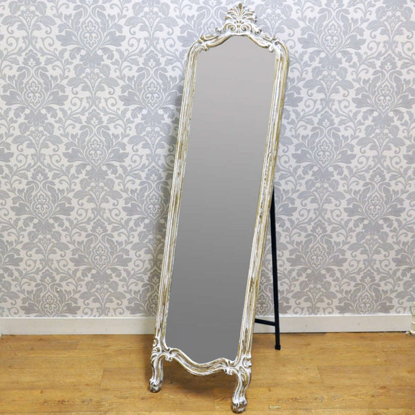 168cm x 44cm Cheval Mirror (+More Colours)