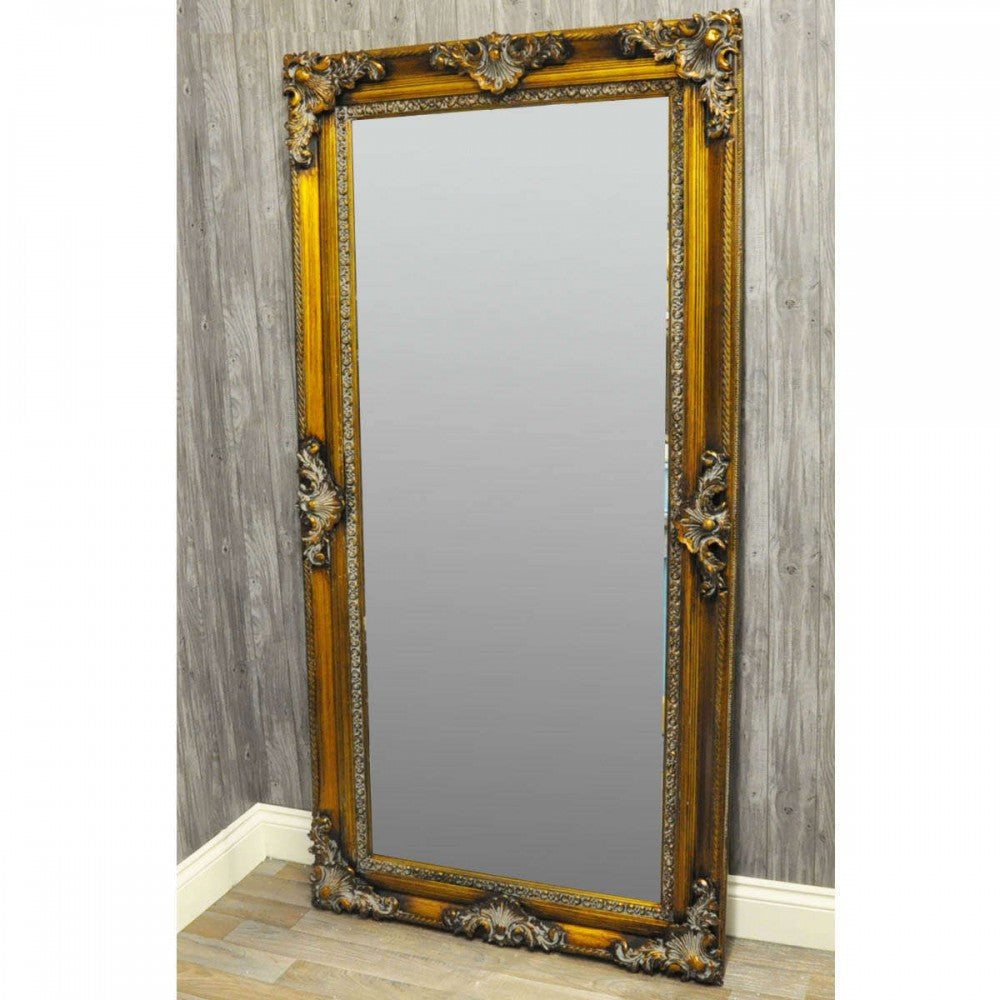 66Inx22In Swept Frame Mirror (+More Colours)