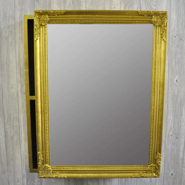 80cm X 60cm Swept Frame Mirror (+More Colours)