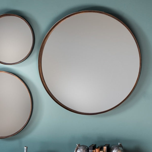 Reading Round Mirror (+More Sizes)
