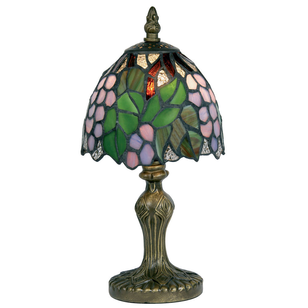 "Grape 6"" Tiffany Table Light"
