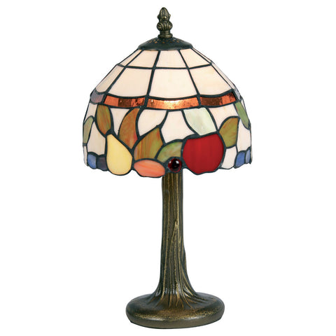 "Fruit 8"" Tiffany Table Light"