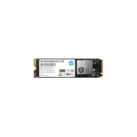 HP EX920 Series M.2 1TB PCI-Express 3.0 x4 NVMe Internal Solid State Drive