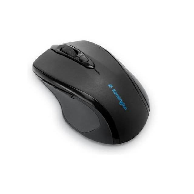 Kensington K72354US Pro Fit Wireless 2.4GHz Mid-Size Optical Mouse (Black)