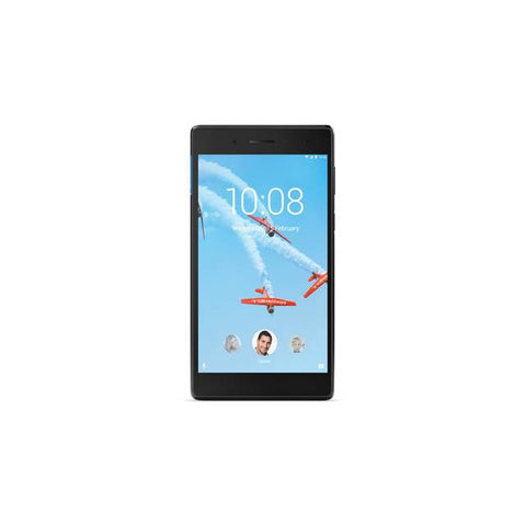 Lenovo Tab 7 Essential ZA300146US 7 inch Multi-Touch Screen MediaTek MT8167D 1.3GHz/ 1GB DDR4/ 16GB eMMC/ Android 7.0 Tablet (Black)