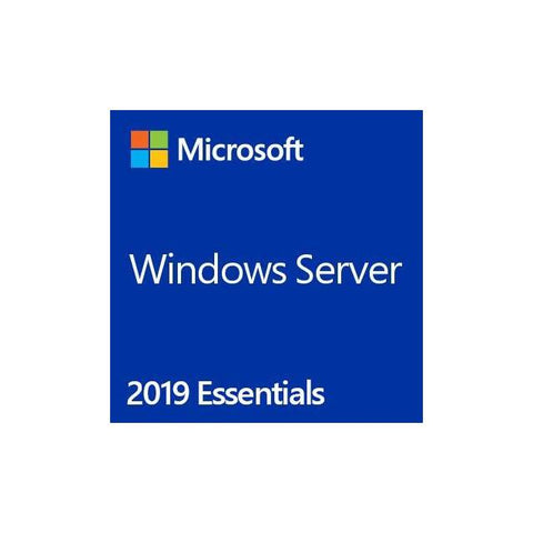 Microsoft Windows Server 2019 Essentials 1 Server, 2 CPU, OEM