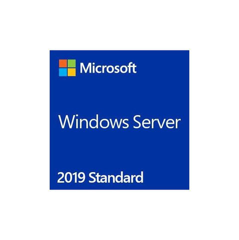 Microsoft Windows Server 2019 Standard Operating System 64-bit English (16 Core), OEM