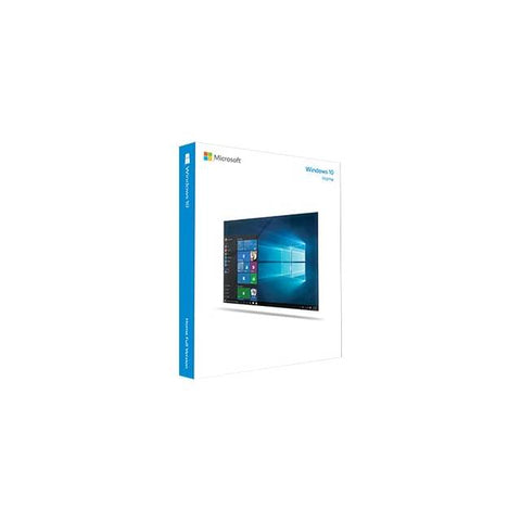 Microsoft Windows 10 Home Operating System 64-bit English (3-Pack, Refurbisher), OEM