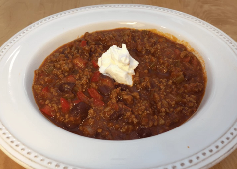 Beef Chili - 15% Off!