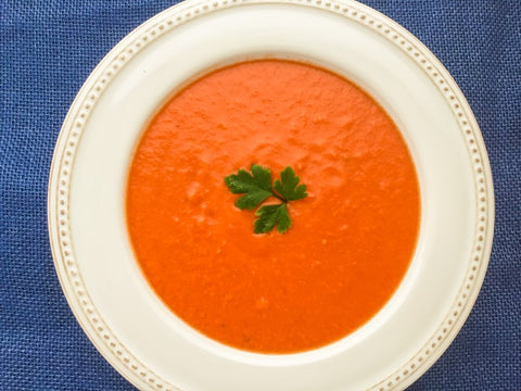Chilled Fresh Tomato Soup