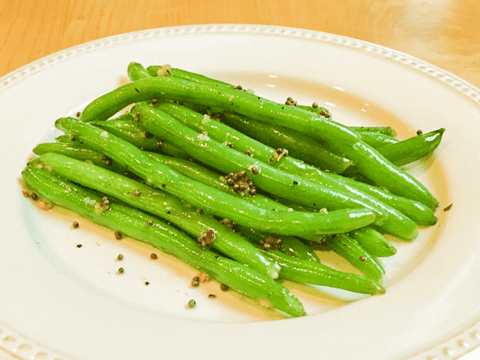 Gujerati-Style Green Beans