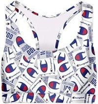 Women's 029 Reissue Print Sports Bra