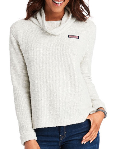 Women's Bonfire Relaxed Funnel Neck Shep Shirt