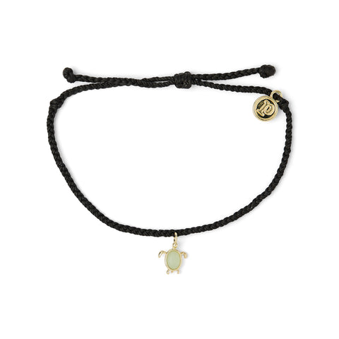 Gold Sea Turtle Bracelet