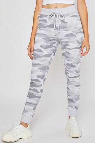 Relax Fit Camo Jogger