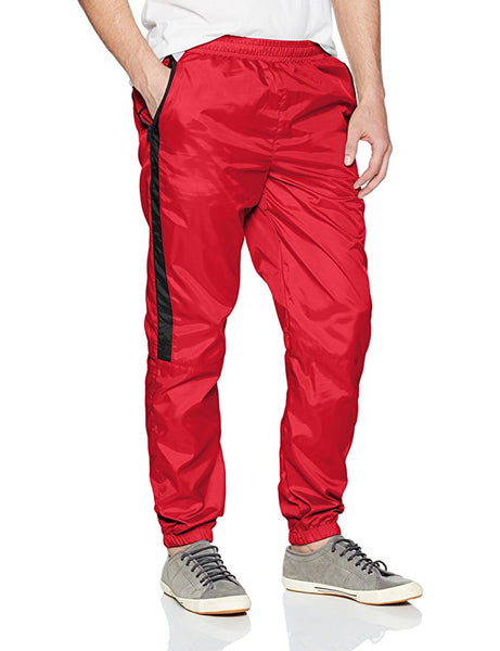 Colorblock Wind Pants