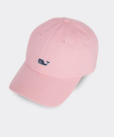 Men's Whale Logo Baseball Hat