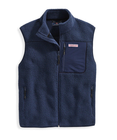 Men's Stillwater Sherpa Vest