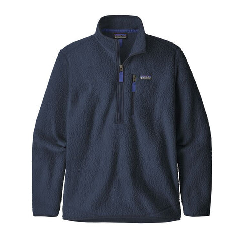 Men's Retro Pile Fleece Pullover *Past Season