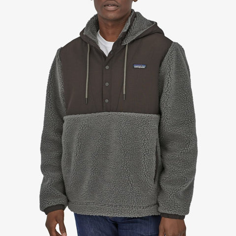 Men's Shelled Retro-X® Fleece Pullover