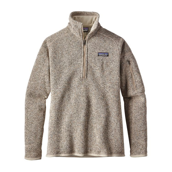 Women's Better Sweater® 1/4-Zip Fleece