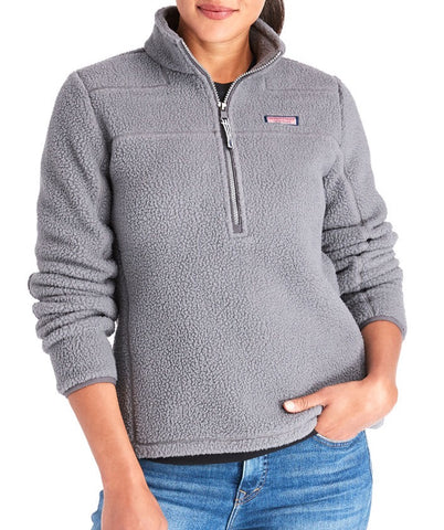 Women's Sherpa Harbor 1/2-Zip Pullover