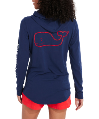 Women's Edgartown Long-Sleeve Hoodie Tee