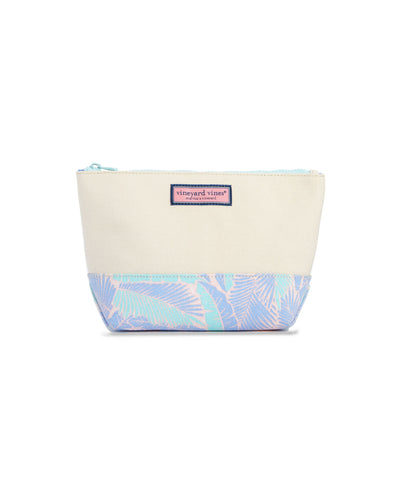 Women's Island Palms Cosmetic Case