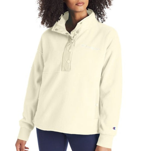 Women's Explorer Fleece Snap Front Pullover