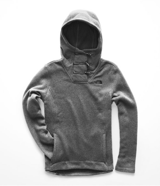 Women's Crescent Hooded Pullover