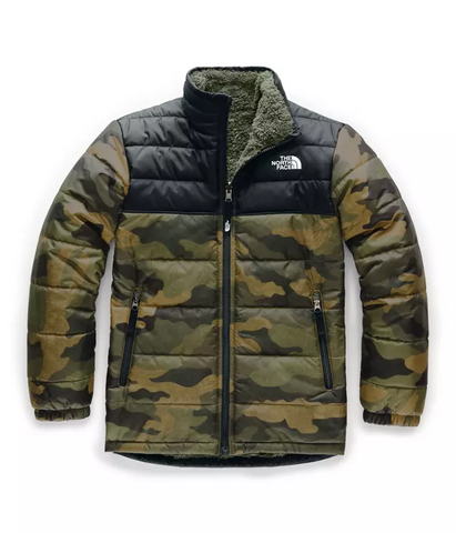 Boys' Reversible Mount Chimborazo Jacket