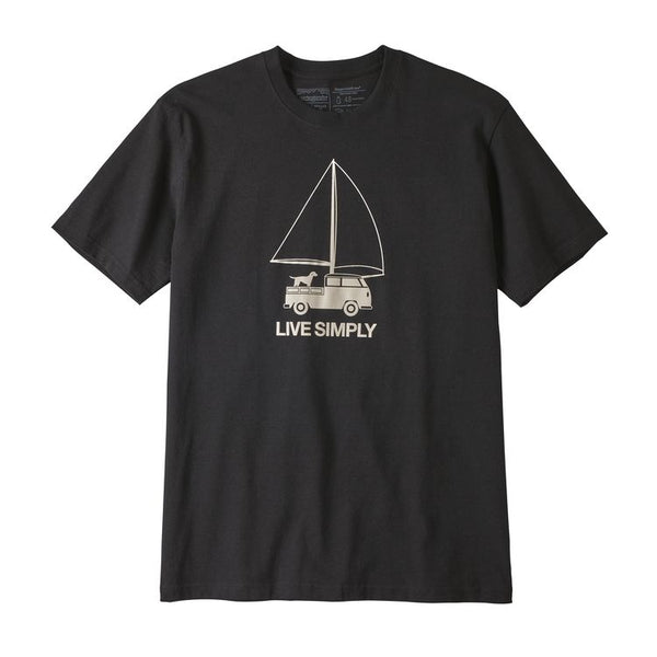 Men's Live Simply® Wind Powered Responsibili-Tee®