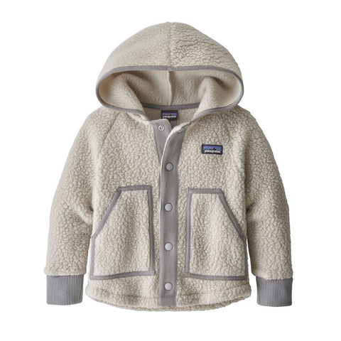 Baby Retro Pile Fleece Jacket