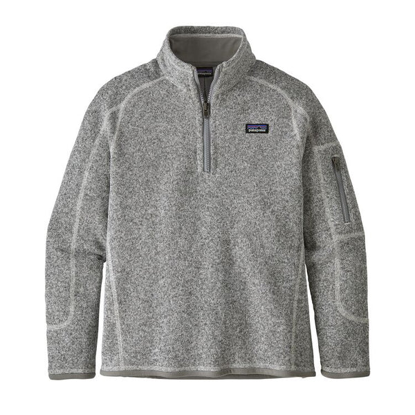 Girls' Better Sweater® 1/4-Zip Fleece