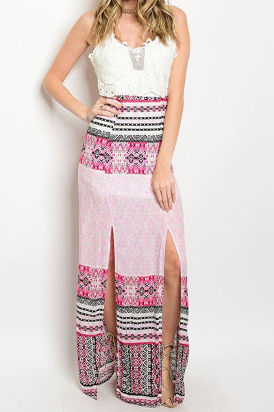 Crochet Maxidress