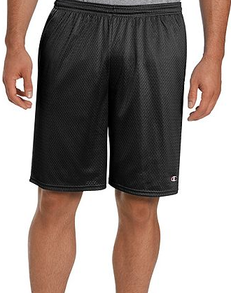 Men's Mesh Athletic Shorts