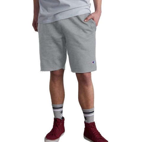 Men's Reverse Weave Cut-Off Shorts