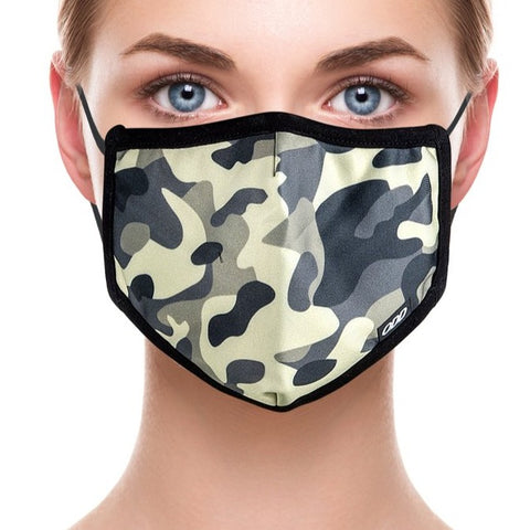 Jungle Camo Mask