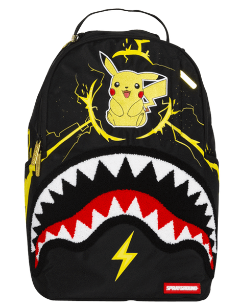 Pikachu Shark Backpack