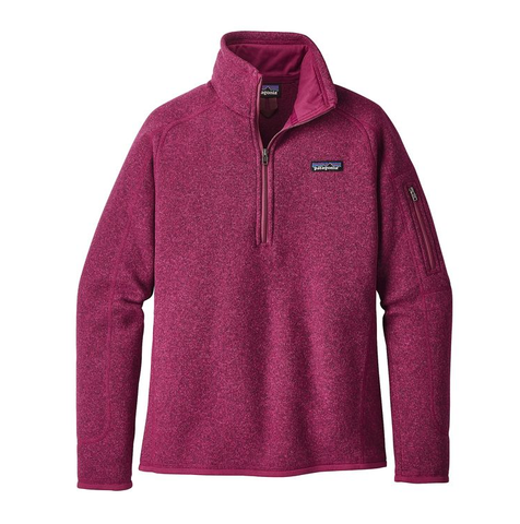 Women's Better Sweater® 1/4-Zip Fleece *Past Season