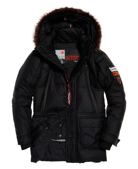 Canadian Down Ski Parka Jacket