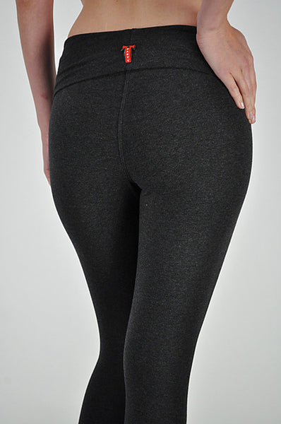 T-Party Foldover Yoga Legging
