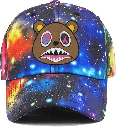 Crazy Baws Galaxy Dad Hat
